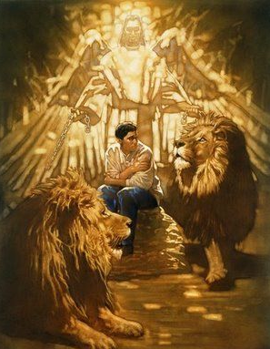 Protected In The Lions Den God Like Fire Ministries